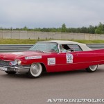Cadillac Series 62 1960 на ралли Bosch Moskau Klassik 2014 - 4