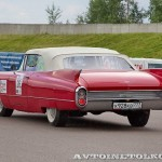 Cadillac Series 62 1960 на ралли Bosch Moskau Klassik 2014 - 5