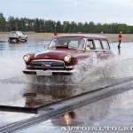 ГАЗ М22 Волга 1963 на ралли Bosch Moskau Klassik 2014 - 3