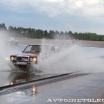 Mercedes-Benz 230 W-123 1980 на ралли Bosch Moskau Klassik 2014 - 6
