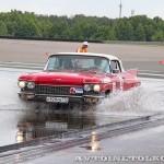 Cadillac Series 62 1960 на ралли Bosch Moskau Klassik 2014 - 6