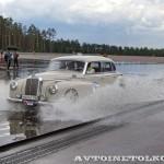 Mercedes-Benz 300 W-186 1953 на ралли Bosch Moskau Klassik 2014 - 6