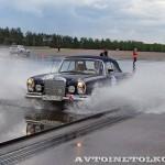 Mercedes-Benz 250SE W-111 1967 на ралли Bosch Moskau Klassik 2014 - 6