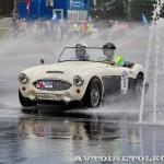 Austin-Healey Mk3000 1960 на ралли Bosch Moskau Klassik 2014 - 4