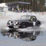 Jaguar XK 120 1952 на ралли Bosch Moskau Klassik 2014 - 4