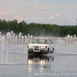 BMW 2000 CS 1968 на ралли Bosch Moskau Klassik 2014 - 2
