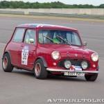 Mini Mark I 1962на ралли Bosch Moskau Klassik 2014 - 8