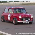 Mini Mark I 1962на ралли Bosch Moskau Klassik 2014 - 1