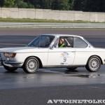 BMW 2000 CS 1968 на ралли Bosch Moskau Klassik 2014 - 1