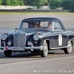 Mercedes-Benz 220S W-180 1957 на ралли Bosch Moskau Klassik 2014 - 6