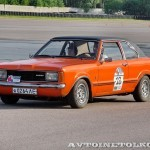 Ford Taunus GXL 1973 на ралли Bosch Moskau Klassik 2014 - 1