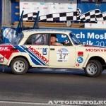Москвич 2140SL Ралли реплика 1985 на ралли Bosch Moskau Klassik 2014 - 7