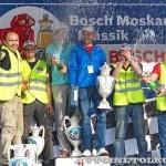Награждение призеров ралли Bosch Moskau Klassik 2014 - 5