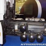 шасси Hyundai Xcient P380 6х4 на выставке COMTRANS-13 - 3