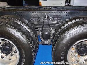 шасси Hyundai Xcient P380 6х4 на выставке COMTRANS-13 - 4