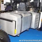 шасси Hyundai Xcient P380 6х4 на выставке COMTRANS-13 - 6