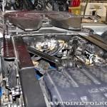 Магистральный тягач Hyundai Xcient P410 4x2 на выставке COMTRANS-13 - 6