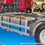 Магистральный тягач Hyundai Xcient P410 4x2 на выставке COMTRANS-13 - 7