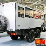 вахтовый автобус Урал 3255-3013-76 на выставке СТТ-2014 - 1