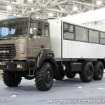 вахтовый автобус Урал 3255-3013-76 на выставке СТТ-2014 - 3