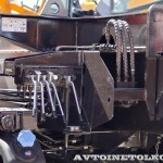 автокран Sany SPC-250 на шасси КамАЗ 65115 на выставке СТТ 2014 - 6