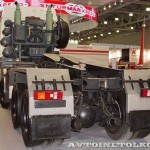 седельный тягач МЗКТ Волат 7416 на выставке СТТ-2014 - 5