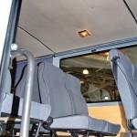 вахтовый автобус Урал 3255-3013-76 на выставке СТТ-2014 - 5