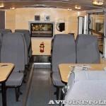 вахтовый автобус Урал 3255-3013-76 на выставке СТТ-2014 - 7