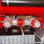 топливозаправщик АТЗ-11-2Б УралСпецТранс на шасси Урал 5557-4112-80М на выставке СТТ-2014 - 5
