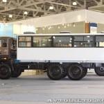 вахтовый автобус Урал 3255-3013-76 на выставке СТТ-2014 - 9
