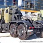 армейский тягач Урал 63704 на салоне Комплексная Безопасность 2014 - 17