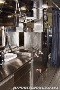 кухня-столовая КСВК-240-24 на салоне Комплексная Безопасность 2014 - 3