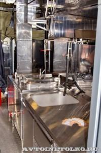 кухня-столовая КСВК-240-24 на салоне Комплексная Безопасность 2014 - 4