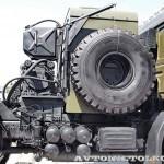 армейский тягач Урал 63704 на салоне Комплексная Безопасность 2014 - 12