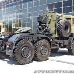 армейский тягач Урал 63704 на салоне Комплексная Безопасность 2014 - 14