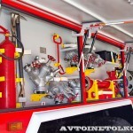 пожарная автоцистерна АЦ-5,5-40 (Урал-5557) УСПТК на салоне Комплексная Безопасность 2014 - 1