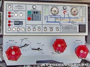 пожарная автоцистерна АЦ-5,5-40 (Урал-5557) УСПТК на салоне Комплексная Безопасность 2014 - 3