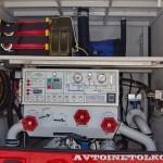 пожарная автоцистерна АЦ-5,5-40 (Урал-5557) УСПТК на салоне Комплексная Безопасность 2014 - 4