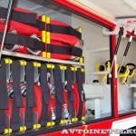 пожарная автоцистерна АЦ-5,5-40 (Урал-5557) УСПТК на салоне Комплексная Безопасность 2014 - 5