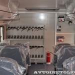 специальный автобус ВМ-43114 на шасси КамАЗ-5350 КАФ Шумерля на салоне Комплексная Безопасность 2014 - 3