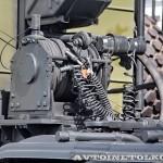 армейский тягач Урал 63704 на салоне Комплексная Безопасность 2014 - 15