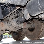 армейский тягач Урал 63704 на салоне Комплексная Безопасность 2014 - 6