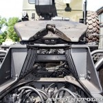 армейский тягач Урал 63704 на салоне Комплексная Безопасность 2014 - 8