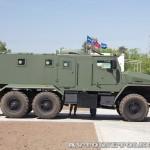 Бронированный Урал 4320ВВ на салоне Комплексная Безопасность 2014 - 5