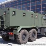 Бронированный Урал 4320ВВ на салоне Комплексная Безопасность 2014 - 10