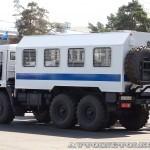 специальный автобус ВМ-43114 на шасси КамАЗ-5350 КАФ Шумерля на салоне Комплексная Безопасность 2014 - 4