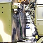 Многоцелевой кузов-фургон К4350-11К на шасси КамАЗ-43501 с прицепом 7158 КАФ Шумерля на салоне Комплексная Безопасность 2014 - 5