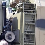 многоцелевой кузов-фургон К6350-11У.100 на шасси КамАЗ-6350-1344 КАФ Шумерля на салоне Комплексная Безопасность 2014 - 4