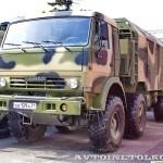 многоцелевой кузов-фургон К6350-11У.100 на шасси КамАЗ-6350-1344 КАФ Шумерля на салоне Комплексная Безопасность 2014 - 6