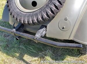 Джип Kurogane Type 95 на слете Моторы Войны 2014 - 18